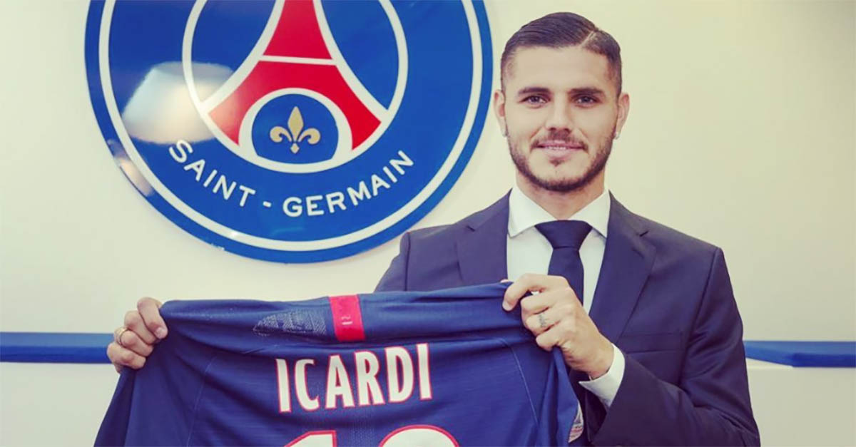 Inter, le tappe della telenovela Icardi: da capitano alla firma col Paris Saint-Germain