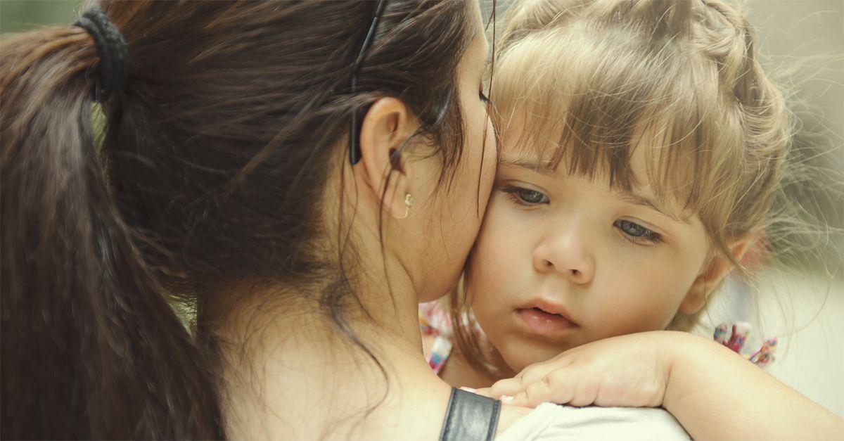 """""""Se io, madre, non accetto la tua tristezza, quando sarai grande non l'accetterai neanche te"""""""