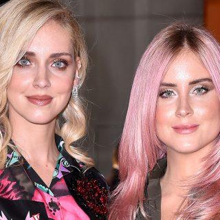 Settimana della moda di Milano, Valentina Ferragni osa con i capelli rosa