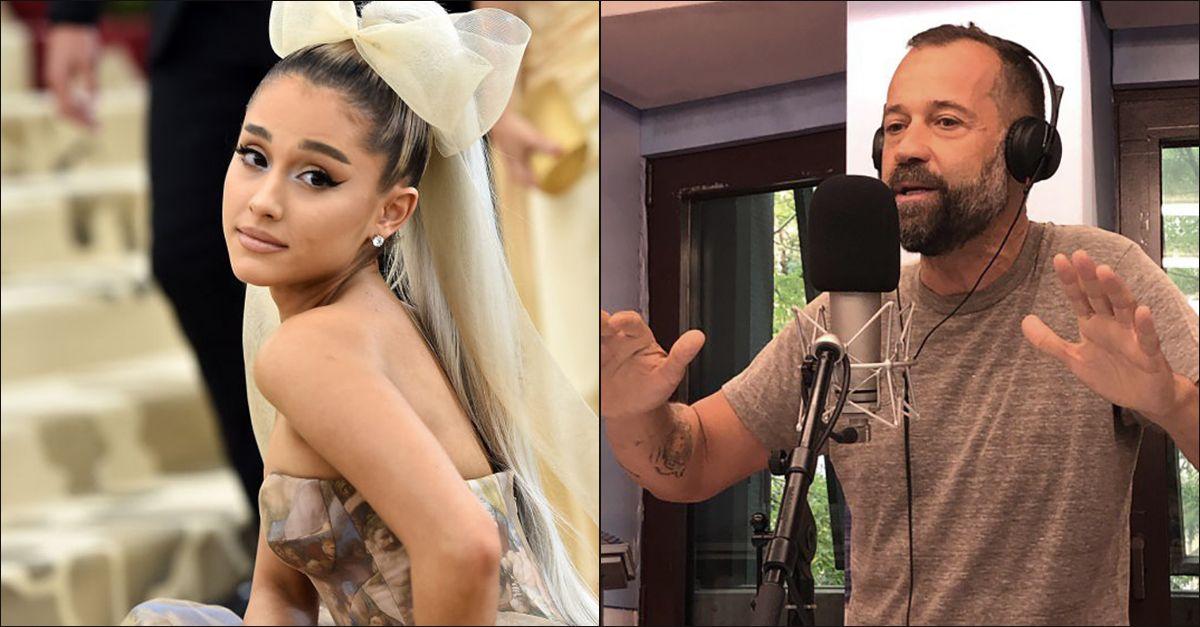 Caso Ariana Grande, la replica di Fabio Volo