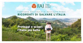FAI, ricordati di salvare l'Italia: manda un sms al 45584
