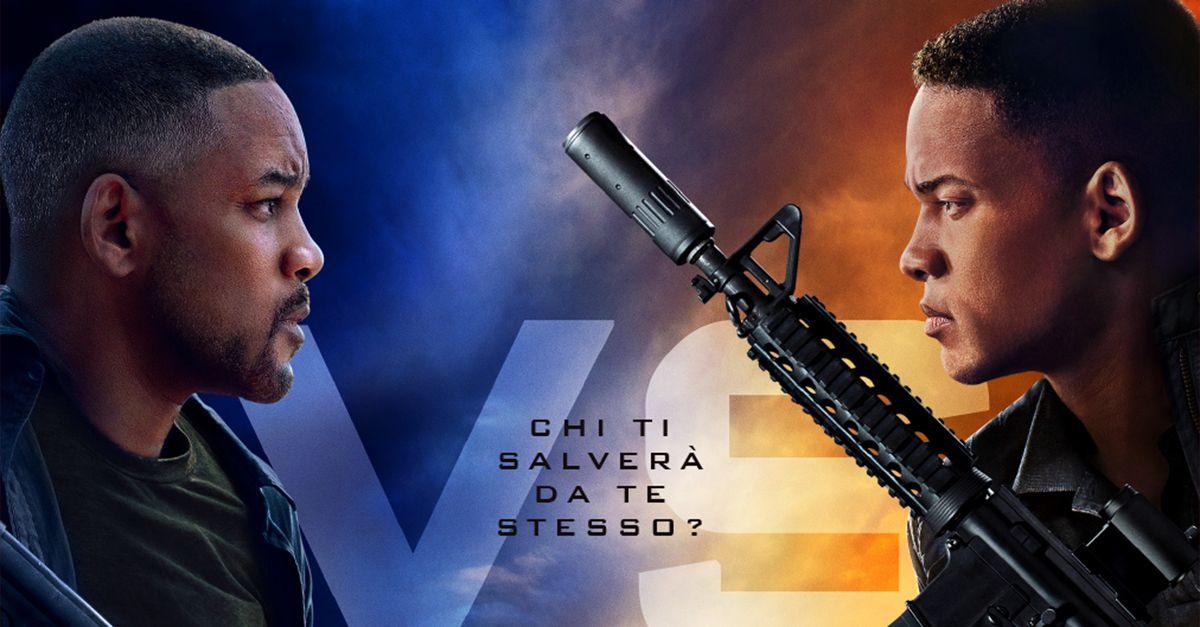 Gemini Man, il film di Ang Lee in cui Will Smith sfida Will Smith