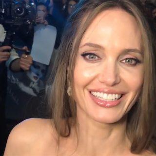 Che musica ascolta Malefica? Ce lo dice Angelina Jolie