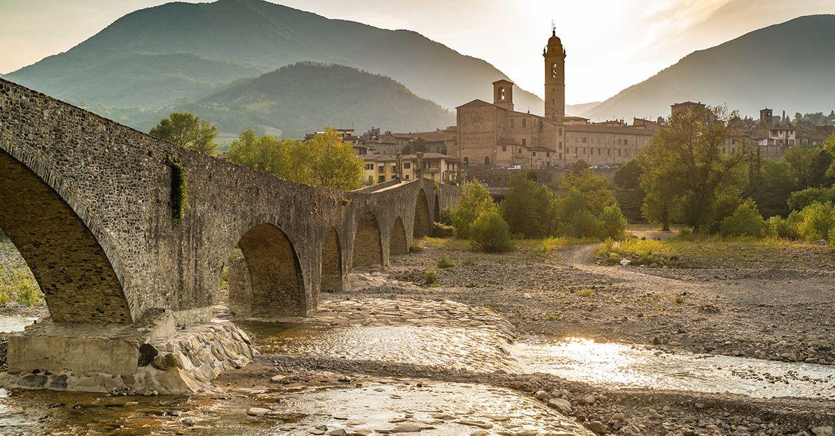 Il 'borgo più bello d'Italia'? È Bobbio: ecco perchè
