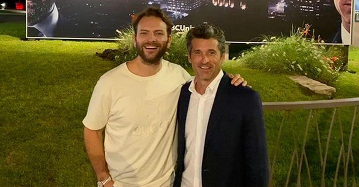 """Alessandro Borghi e Patrick Dempsey insieme nella serie Sky Original """"Diavoli"""""""