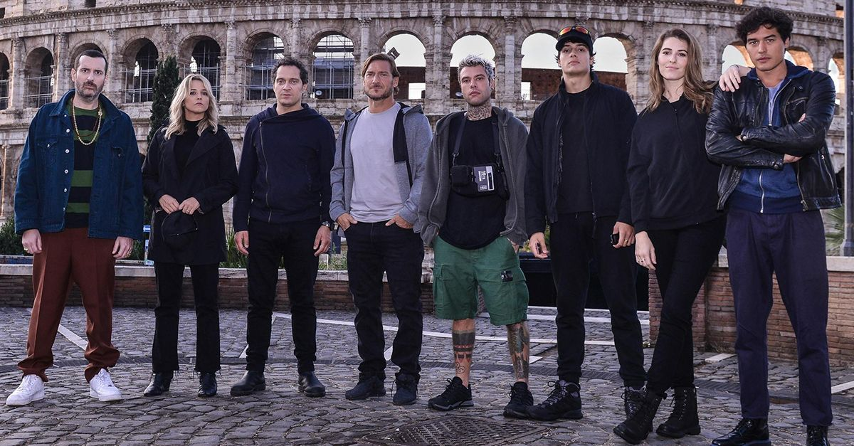Celebrity Hunted, ecco il cast completo del primo show italiano su Amazon