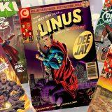 Per Lucca Comics & Games i nostri Dj trasformati in Supereroi