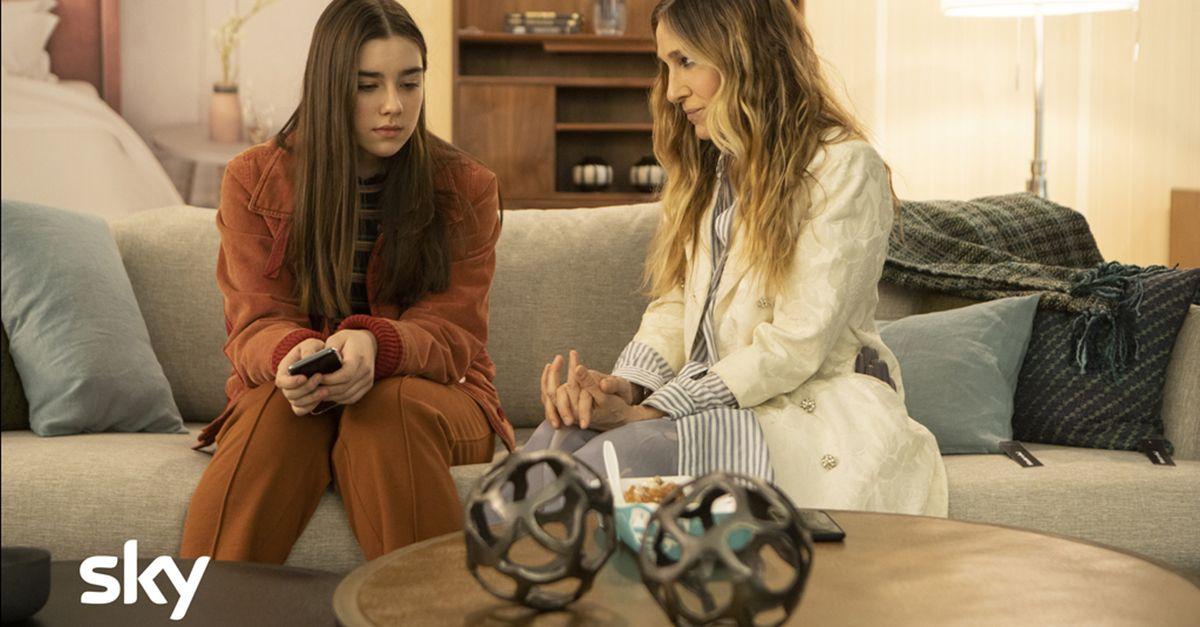 Divorce 3, su Sky la stagione finale della serie tv con Sarah Jessica Parker