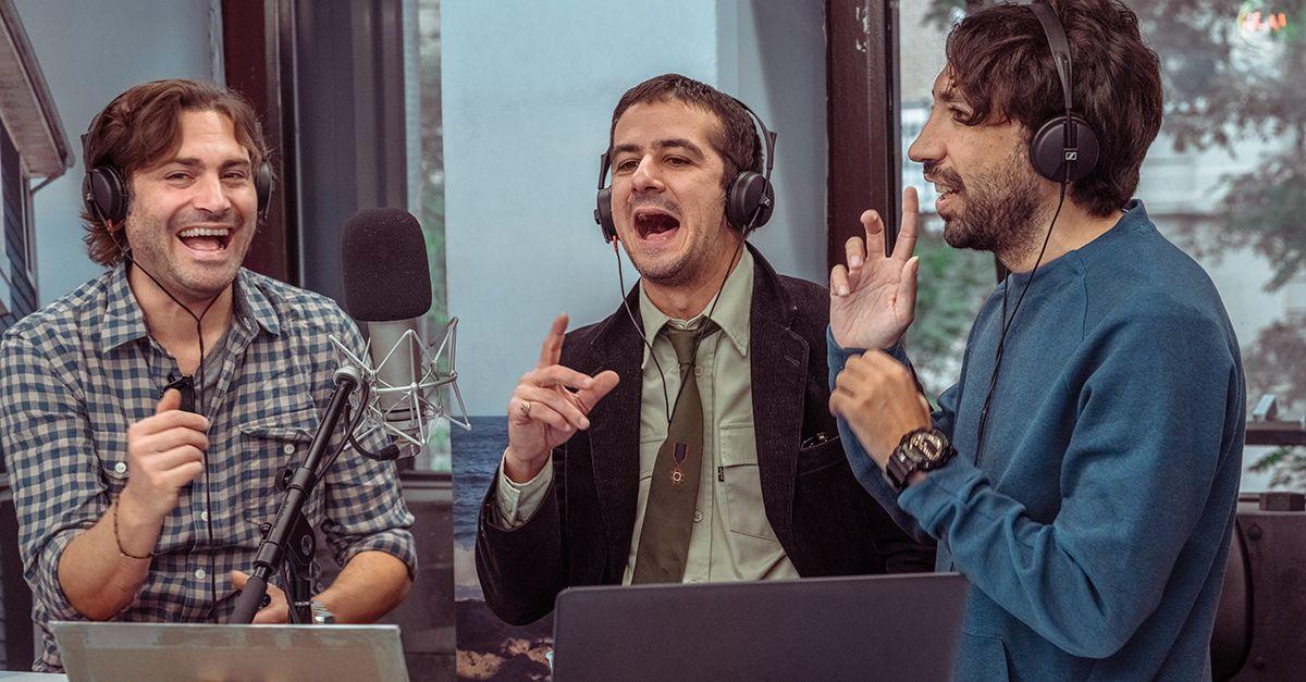 Play Deejay, lo scherzo telefonico in diretta con Francesco Mandelli e Herbert Ballerina