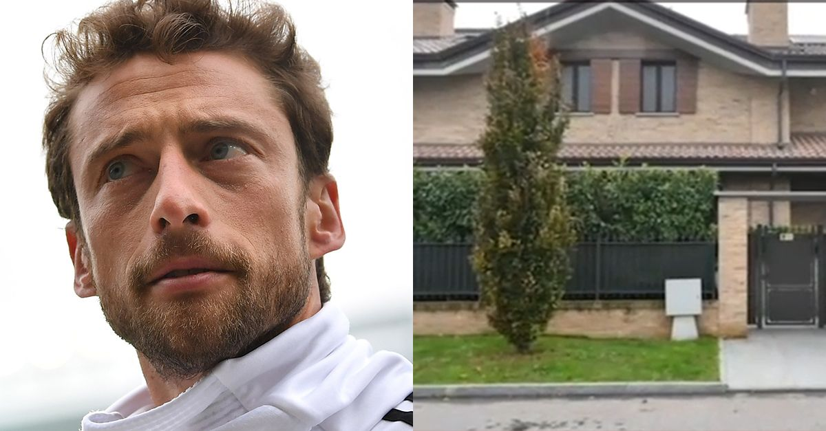 Rapinatori nella villa di Claudio Marchisio, rubati denaro e gioielli
