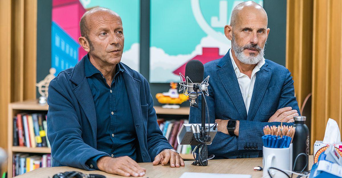 """Nuovo San Siro, gli architetti finalisti Roj e Giacobone: """"Siamo nati a Milano, costruire lo stadio sarebbe il sogno di una vita"""""""