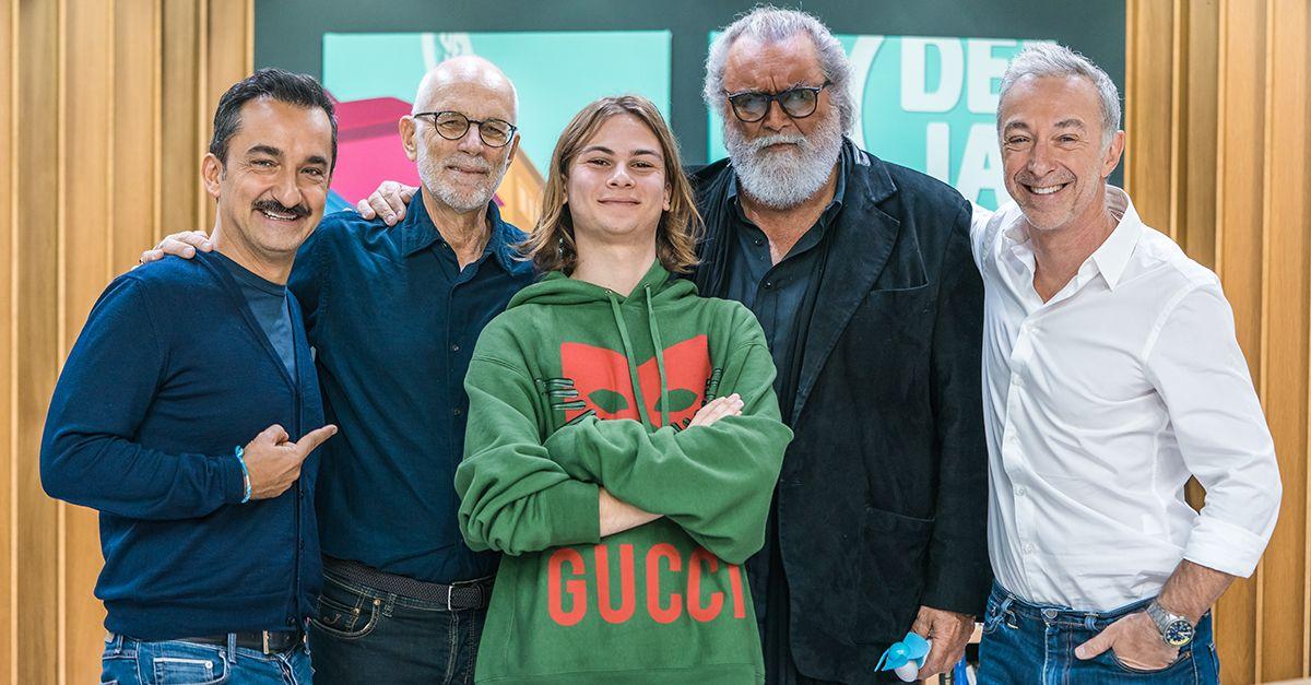 Tutto il mio folle amore, il nuovo film di Salvatores con Diego Abatantuono e Giulio Pranno