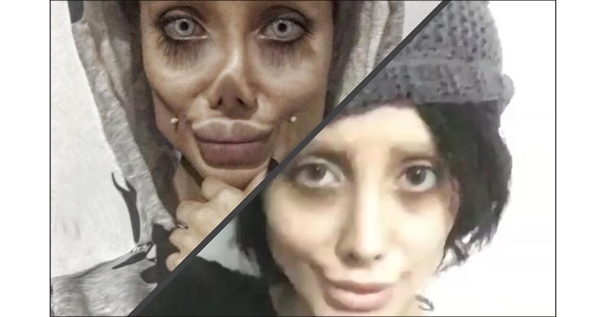 """Iran, arrestata Sahar Tabar: la star di Instagram che voleva assomigliare alla """"sposa cadavere"""""""