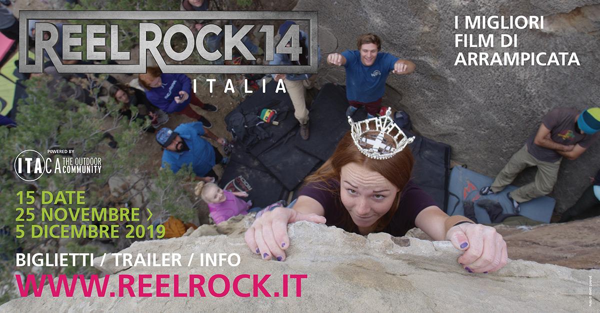 Al cinema è tempo di Reel Rock: per arrampicare coi più grandi!