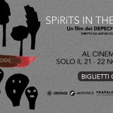 Depeche Mode: Spirits in the forest, al cinema solo il 21 e il 22 novembre