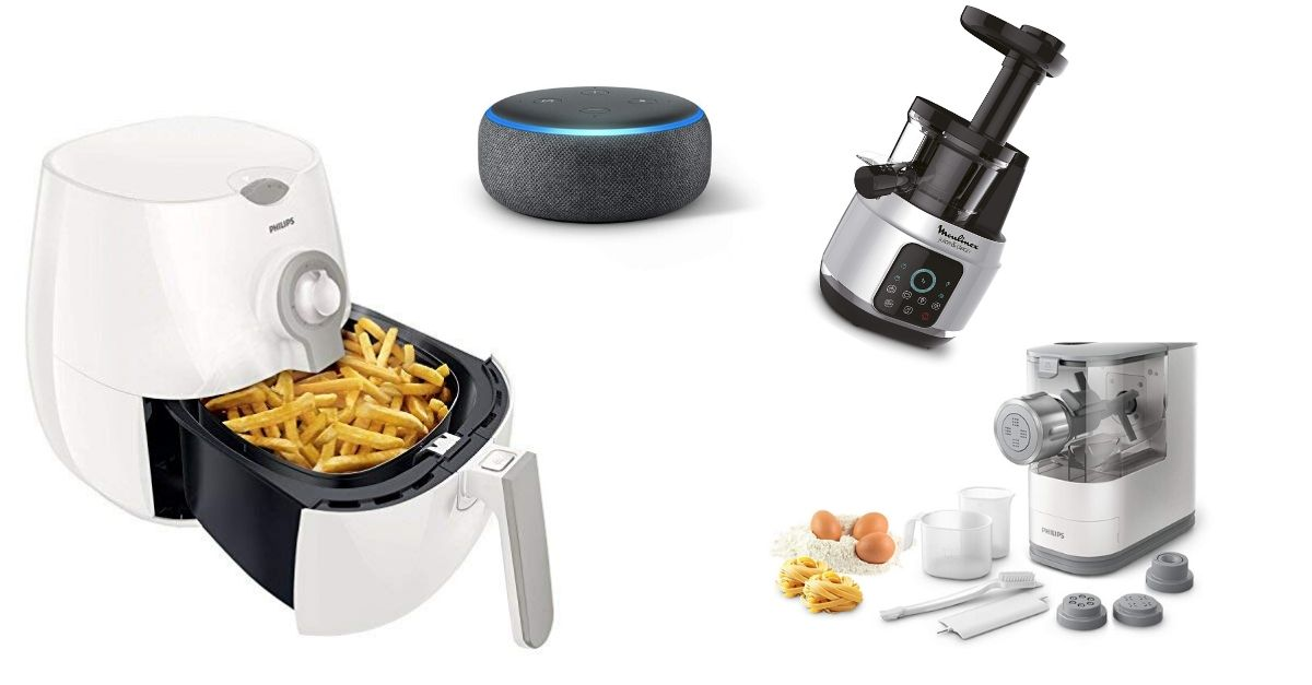 Black Friday Week Amazon: tutto per la cucina | Radio Deejay