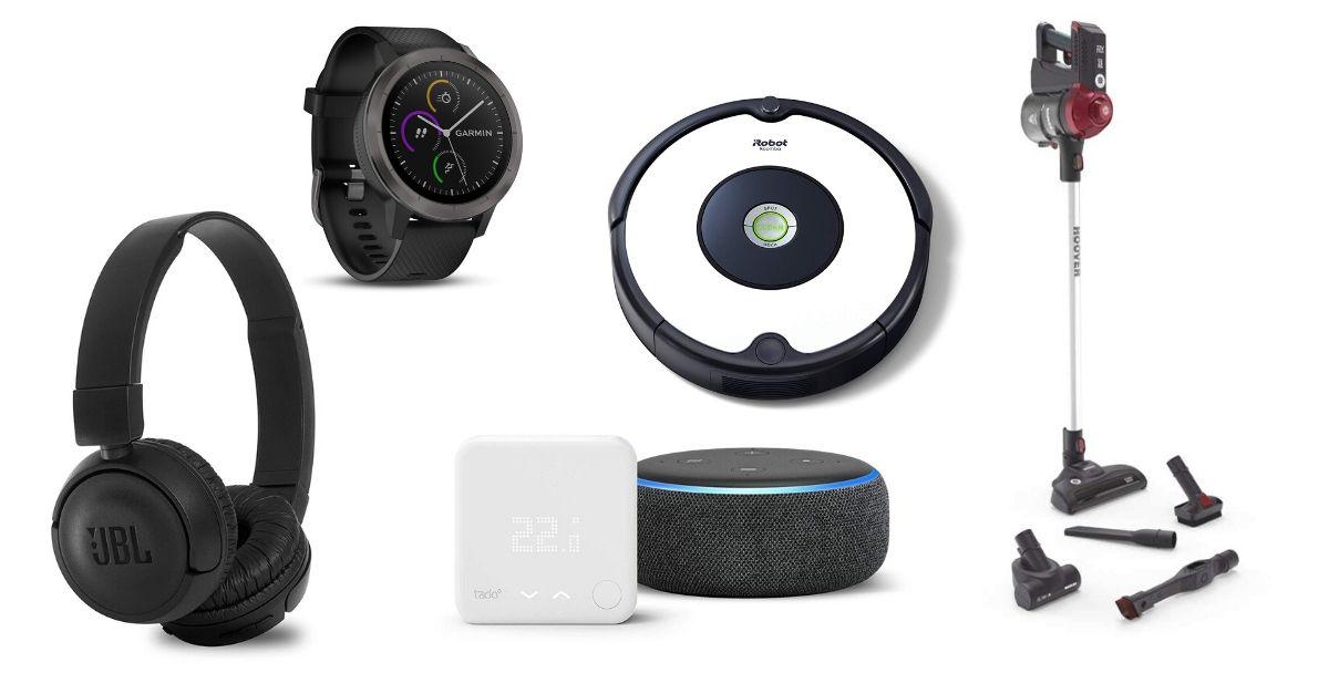 Black Friday Week Amazon: le migliori offerte sui prodotti tech