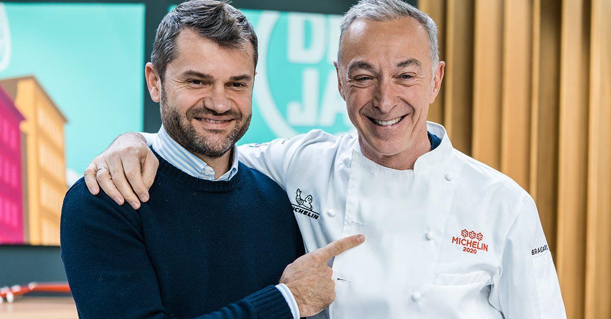 Enrico Bartolini: così ho riportato la terza stella Michelin a Milano. Lo chef a Deejay chiama Italia - RADIO DEEJAY