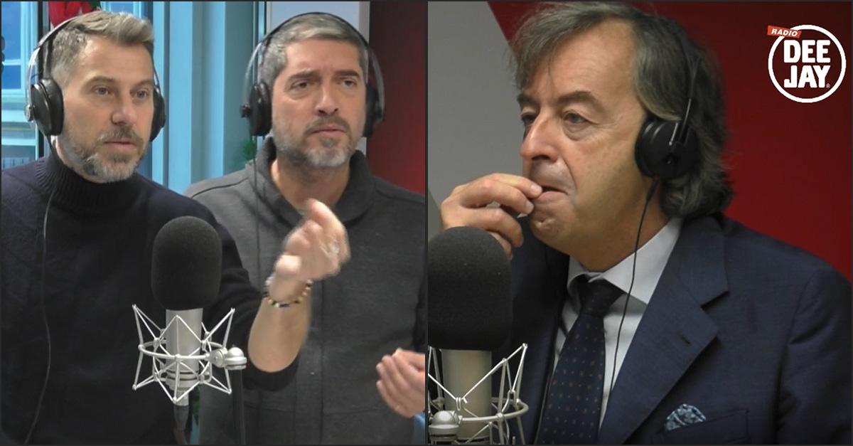 Omeopatia e bugie: Roberto Burioni prova in diretta le pillole fatte con il muro di Berlino