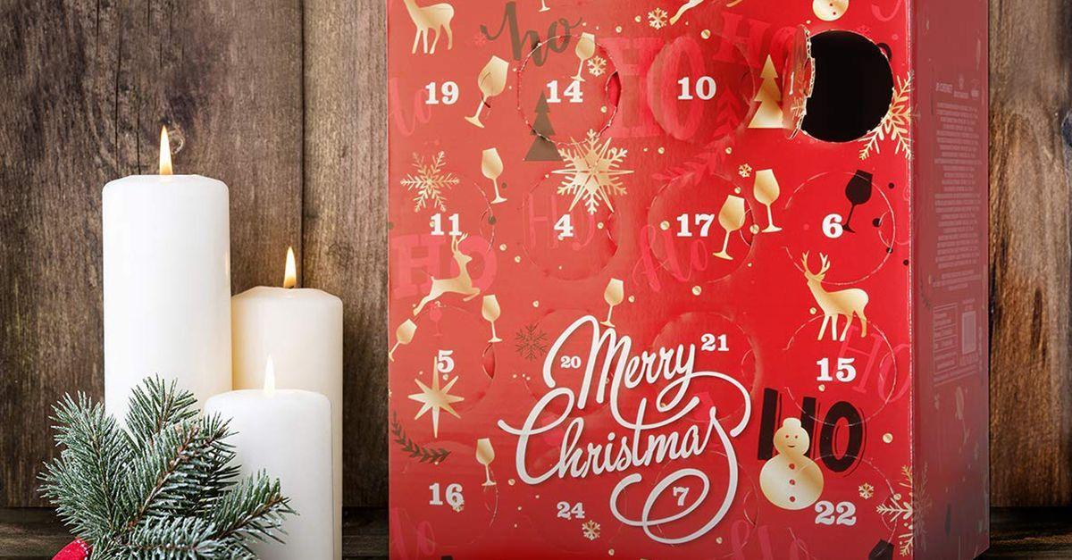 Natale 2019, ecco il calendario dell'avvento per gli amanti del vino