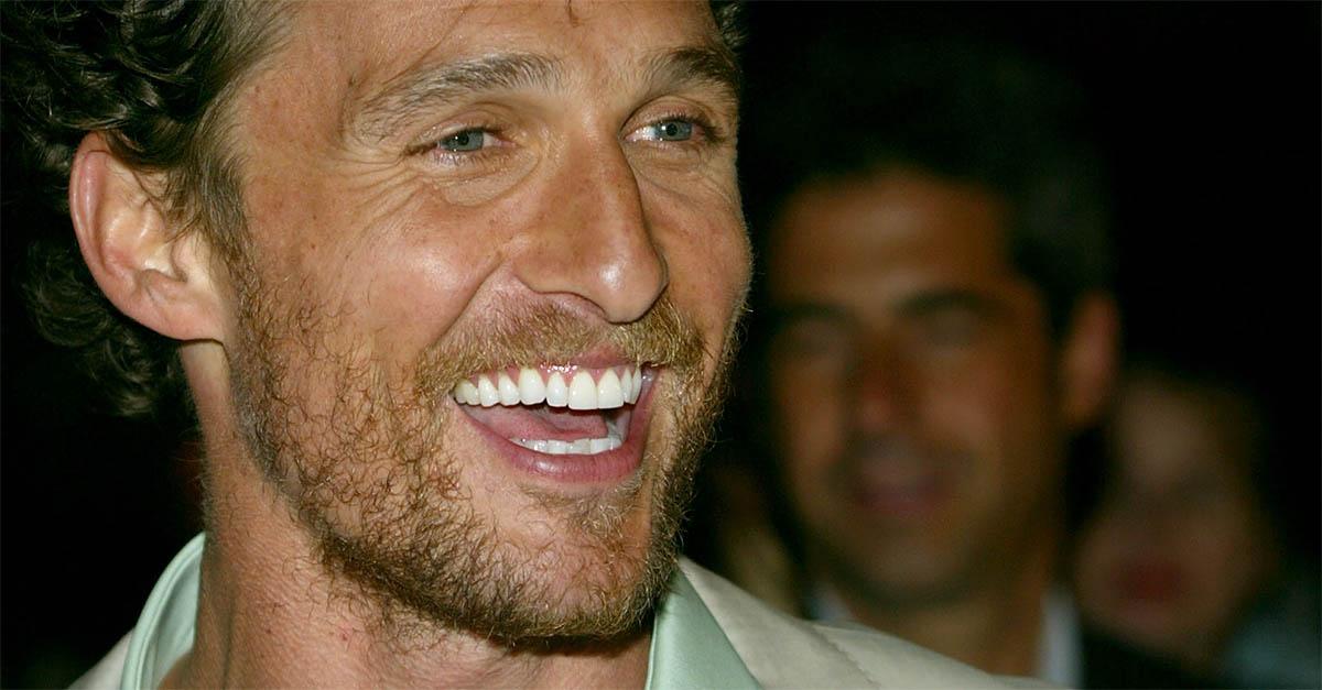 Matthew McConaughey compie 50 anni e sbarca su Instagram: il primo post dell'attore
