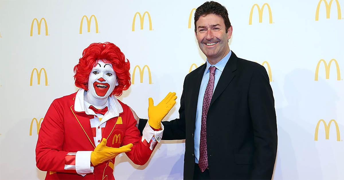 McDonald's licenzia il suo amministratore delegato: aveva una relazione con una dipendente