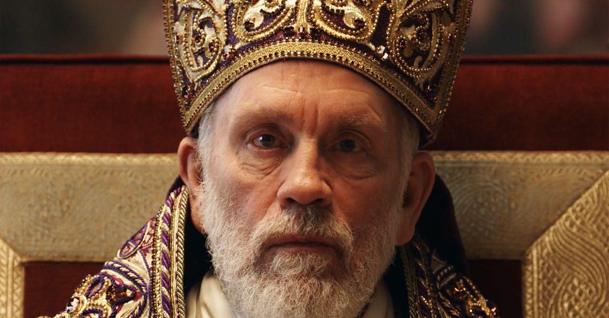 The New Pope, nel nuovo teaser trailer c'è un finale inaspettato