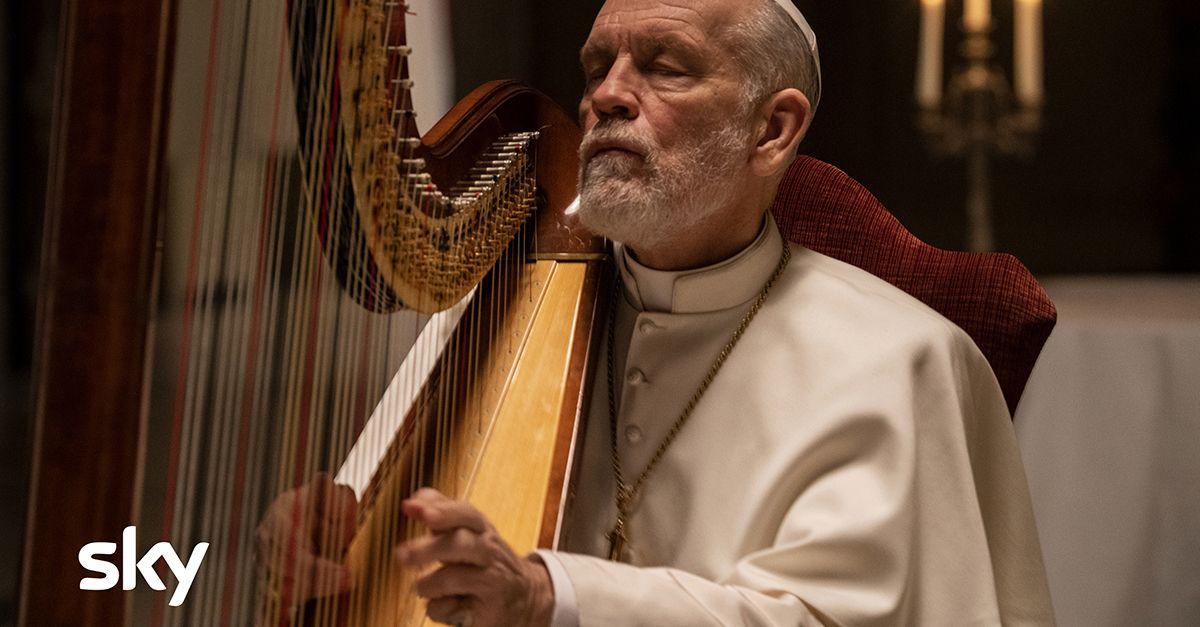 The New Pope, ecco le nuove immagini della serie di Paolo Sorrentino