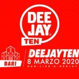 8 marzo, Deejay Ten Bari: sono aperte le iscrizioni!
