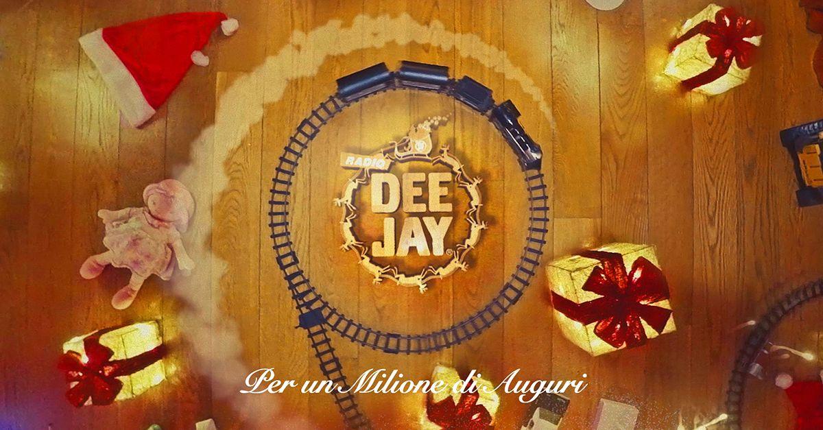 """""""Per un milione di auguri"""" è la nuova canzone di Natale di Radio Deejay"""