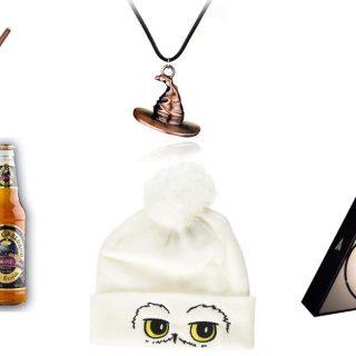 I regali di Natale a tema Harry Potter: dal pigiama alla bacchetta che funziona da telecomando
