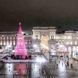 Milano, ecco l'innovativo albero di Piazza Duomo: l'evento di accensione sarà il 6 dicembre