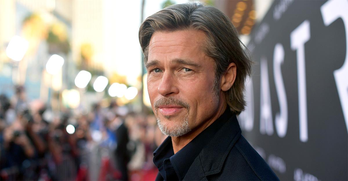 """Brad Pitt smentisce tutti i (presunti) flirt: """"Sono ufficialmente single"""""""