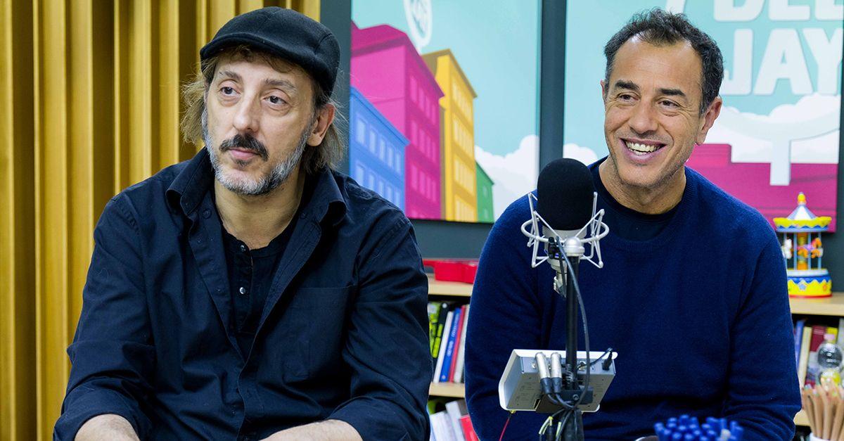 Deejay chiama Italia, Matteo Garrone e Massimo Ceccherini raccontano 'Pinocchio'