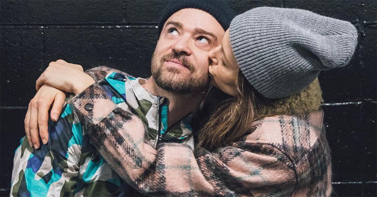 Le scuse (pubbliche) di Justin Timberlake alla moglie Jessica Biel dopo le foto del presunto tradimento