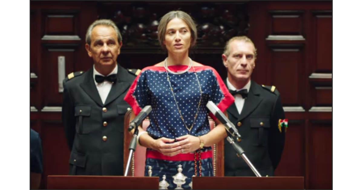 """Anna Foglietta è Iotti nel docufilm """"Storia di Nilde"""": la donna che rivoluzionò la nostra politica"""