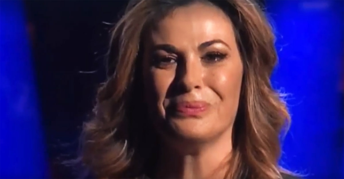 """""""La perfezione non esiste"""": le lacrime di Vanessa Incontrada contro il body shaming"""