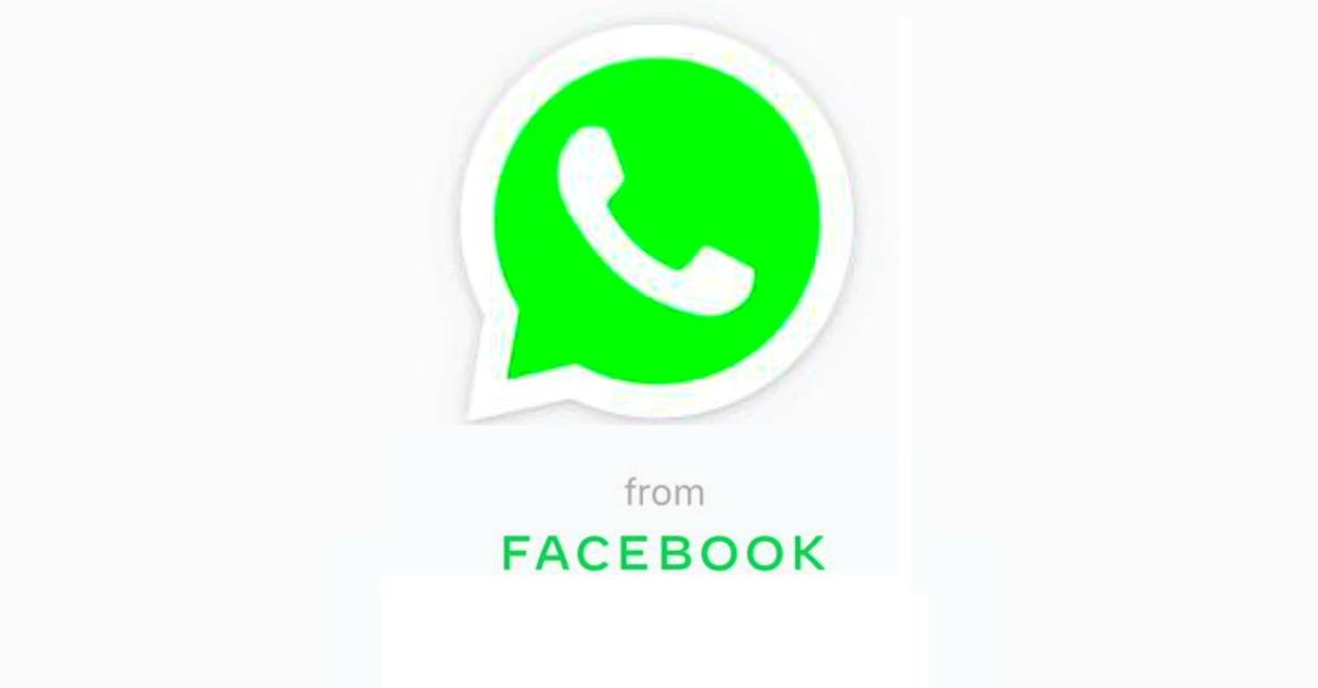 """Perché ora su Whatsapp c'è scritto """"Facebook""""? Cosa significa? La spiegazione di Linus"""