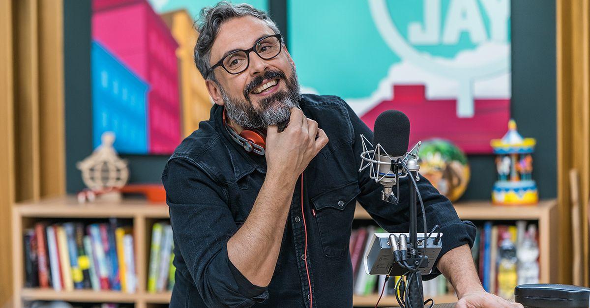 """E' uscito """"Cip!"""", il nuovo album di Brunori Sas: l'intervista a Deejay chiama Italia"""