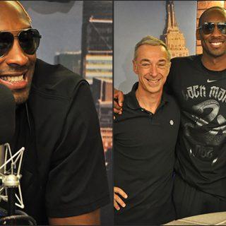 """Addio a Kobe Bryant, l'intervista di Linus e Nicola: """"Sono cresciuto in Italia, sarà sempre nel mio cuore"""""""