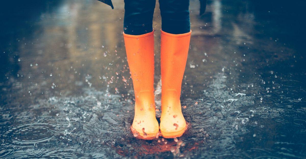 Le galosce: quando lo stivale contro la pioggia fa tendenza