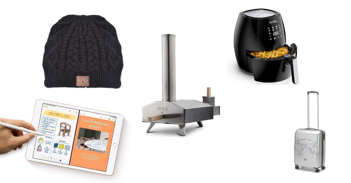 Ecco i prodotti preferiti dagli utenti di Deejay nel 2019: dal berretto per ascoltare musica all'immancabile friggitrice ad aria