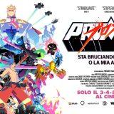 Promare: il film che ridefinisce il cinema d'animazione robotico giapponese. Al cinema il 3-4-5 febbraio