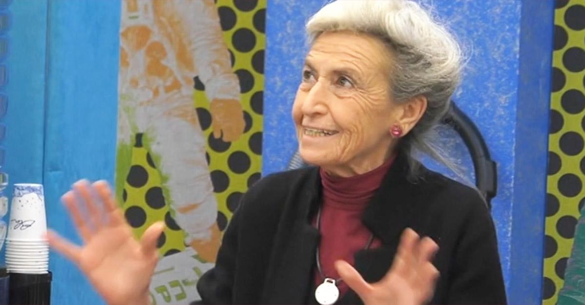 """Barbara Alberti: """"Quando pulisco una stanza, ci torno facendo finta di non saperlo e godo vedendo com'è pulita"""""""