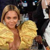 Golden Globe, Beyoncé e Jay-Z si portano lo champagne da casa