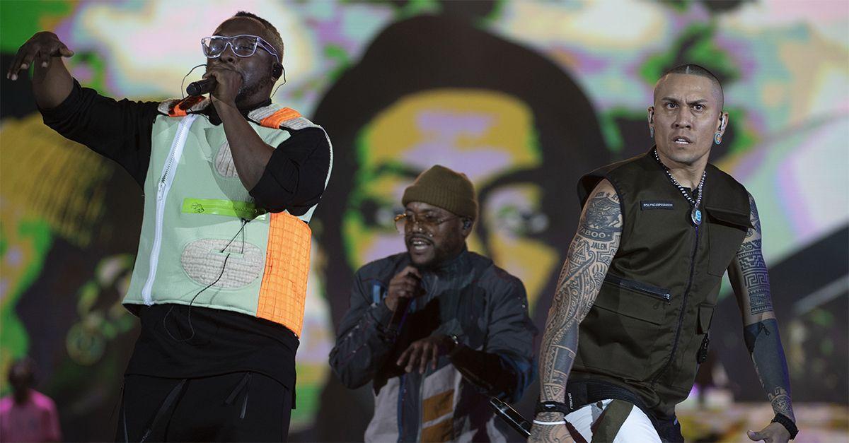 Il ritorno dei The Black Eyed Peas (senza Fergie)