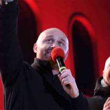 Riccione, la festa di Capodanno con Rudy Zerbi, Alex Farolfi e Chicco Giuliani