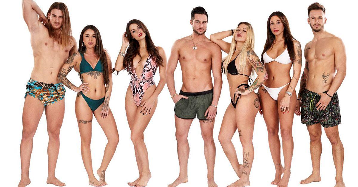 Ex on The Beach Italia 2: ecco tutti i concorrenti single