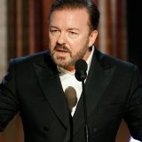 """Golden Globe, Ricky Gervais agli attori: """"Non fate dichiarazioni politiche. Non sapete nulla del mondo reale"""""""