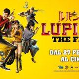 Questo nuovo film di Lupin III vi ruberà il cuore! Al cinema dal 27 febbraio